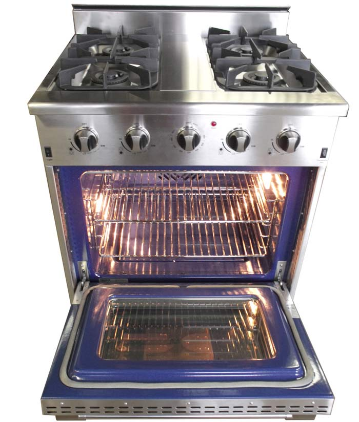 Nxr 30 Oven Interior Inch